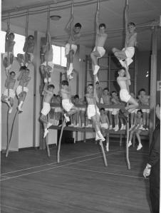 Noel Baker gymnasium